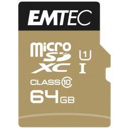Emtec™ Micro SDXC Memory Card 64 GB