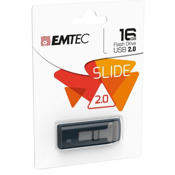 Emtec™ Slide USB 2.0 Drive