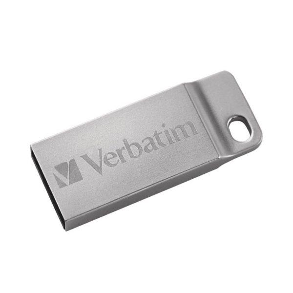 Verbatim® Metal Executive USB 2.0 Drive