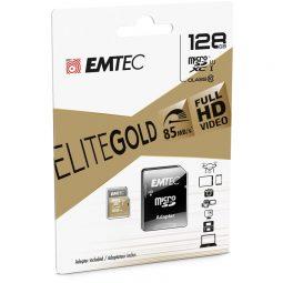 Emtec™ Micro SDXC Memory Card 128 GB