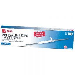 "Acco Self-Adhesive Fasteners 2"""