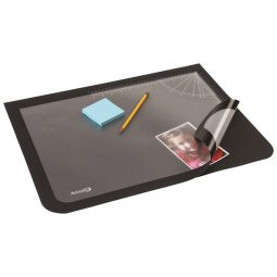 """Artistic Logo Pad Desk Pad With Imperial And Metric Ruler 17"""" X 22"""""""