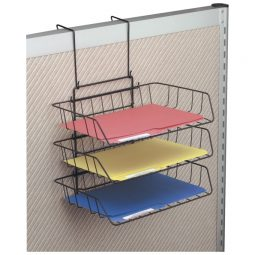 Westcott Partition And Wall Triple Tray