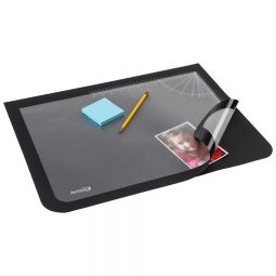 """Artistic Logo Pad Desk Pad With Imperial And Metric Ruler 19"""" X 24"""""""