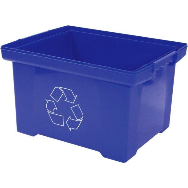 Storex® Recycling Bin