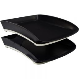 Iceland® Two-Tier Letter Tray