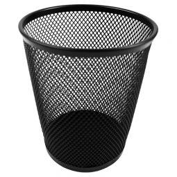 Winnable Mesh Pencil Cup Black