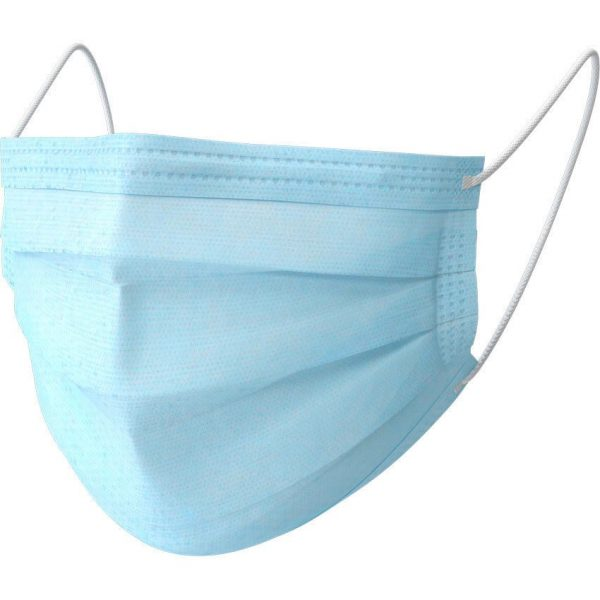 Pleated Surgical Masks