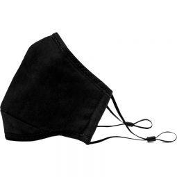 Washable Black Masks 2/pkg