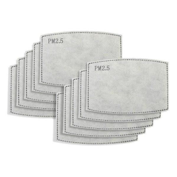 Swiss Face Mask Filters 10/pkg