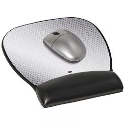 3M Gel Wrist Rest And Precise Mouse Surface