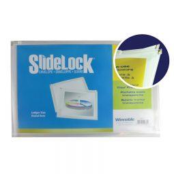 Winnable SlideLock Poly Zipper Envelopes. 12/pkg.