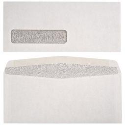 """Envelope Window Security Open Side 4-1/8 x 9-1/2"""""""