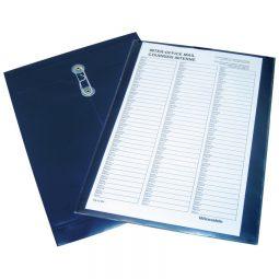 Winnable Interdepartmental Poly Envelope Legal. 12/box.