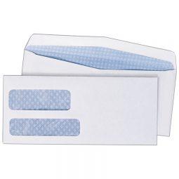 """Double Window Envelopes (#9) 3-7/8 x 8-7/8"""""""