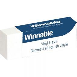 Winnable Plastic Dust-Free Eraser