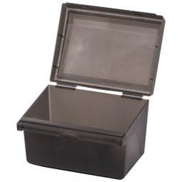 """Korr File Box 400-Card Capacity 5"""" X 3"""""""