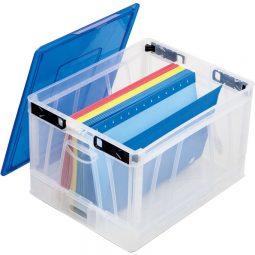 Storex Folding Storage Cube