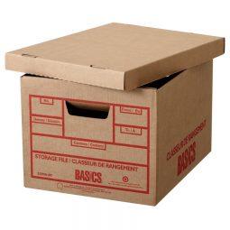 Basics® Recycled Storage Boxes