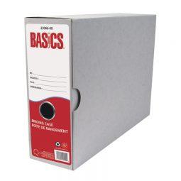 Basics Recycled Binding Cases Letter
