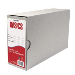 Basics Recycled Binding Cases Note