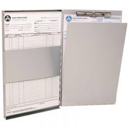 Westcott Aluminum Side-Hinged Sheet Holder Letter