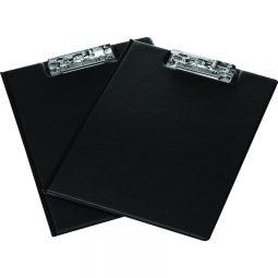Davis Group Portfolio with Clip Letter Black