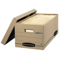 Bankers Box® EARTH SERIES™ Storage Boxes