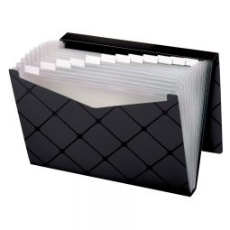 13 Pockets Poly File