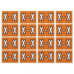 Pendaflex Labels X Light Brown