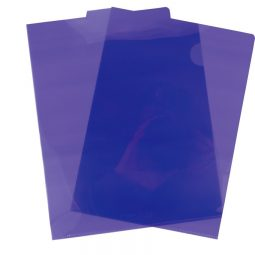 "VLB Filemode Protective File Pockets 11"" X 8-1/2"""