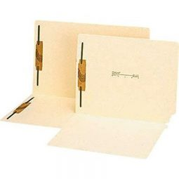 Tab File Folder With Fastener Position 1 and 3