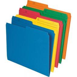 Pendaflex File Folder Letter Assorted