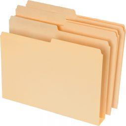 Pendaflex® Double Stuff® File Folders