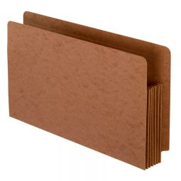 File Pocket 5.25po Expansion Legal Box of 10