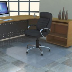 Polycarbonate Chairmat 46 x 60 for carpeted floors