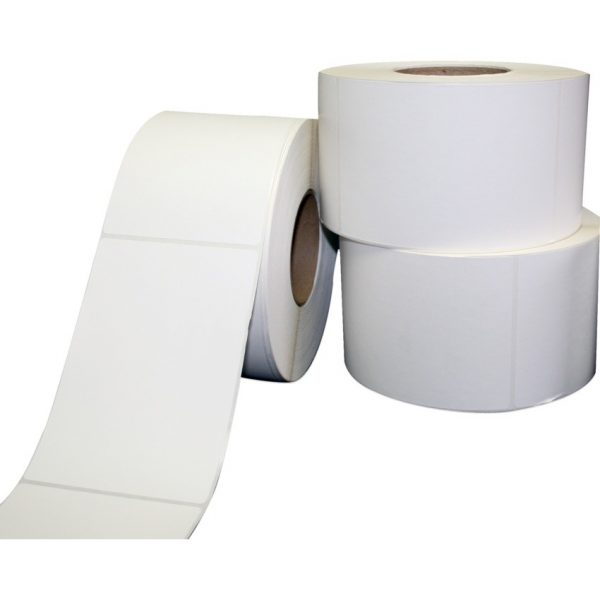 Industrial Thermal Labels. Thermal Transfer