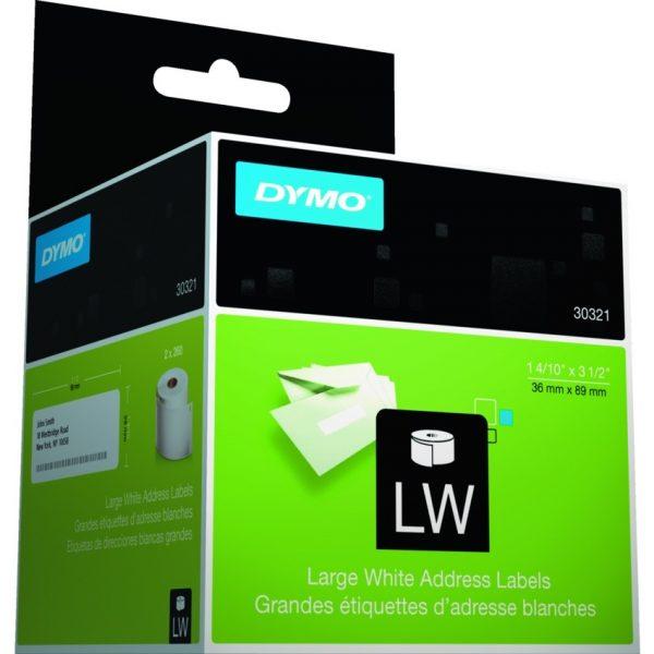 "Dymo Labelwriter Label 3-1/2"" x 1-2/5"""