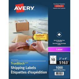 Avery® Trueblock Mailing Labels