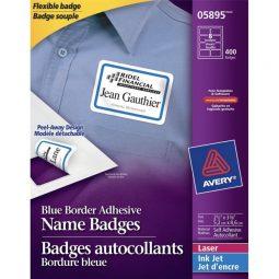 Badge Label