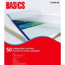 Basics® Laminating Pouches
