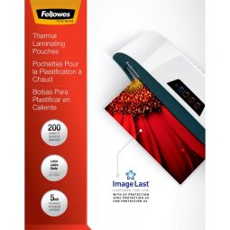 Fellowes® Laminating Pouches