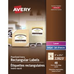 Avery® Rectangular Labels