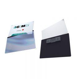 Gemex Magnetized Name Badge
