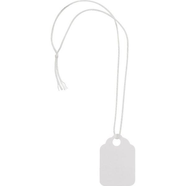 Merangue Merchandise String Tags