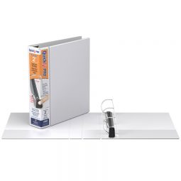 QuickFit Pro Binder 2' White