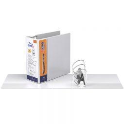 Quickfit Deluxe Customizable D-Ring Binder 5'