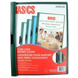 Basics Slide Lock Presentation Cover