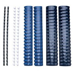 Plastic Binding Spines