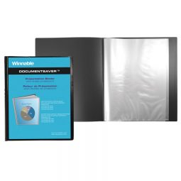 "Winnable Presentation Book 10-Pocket 8-1/2"" X 11"""